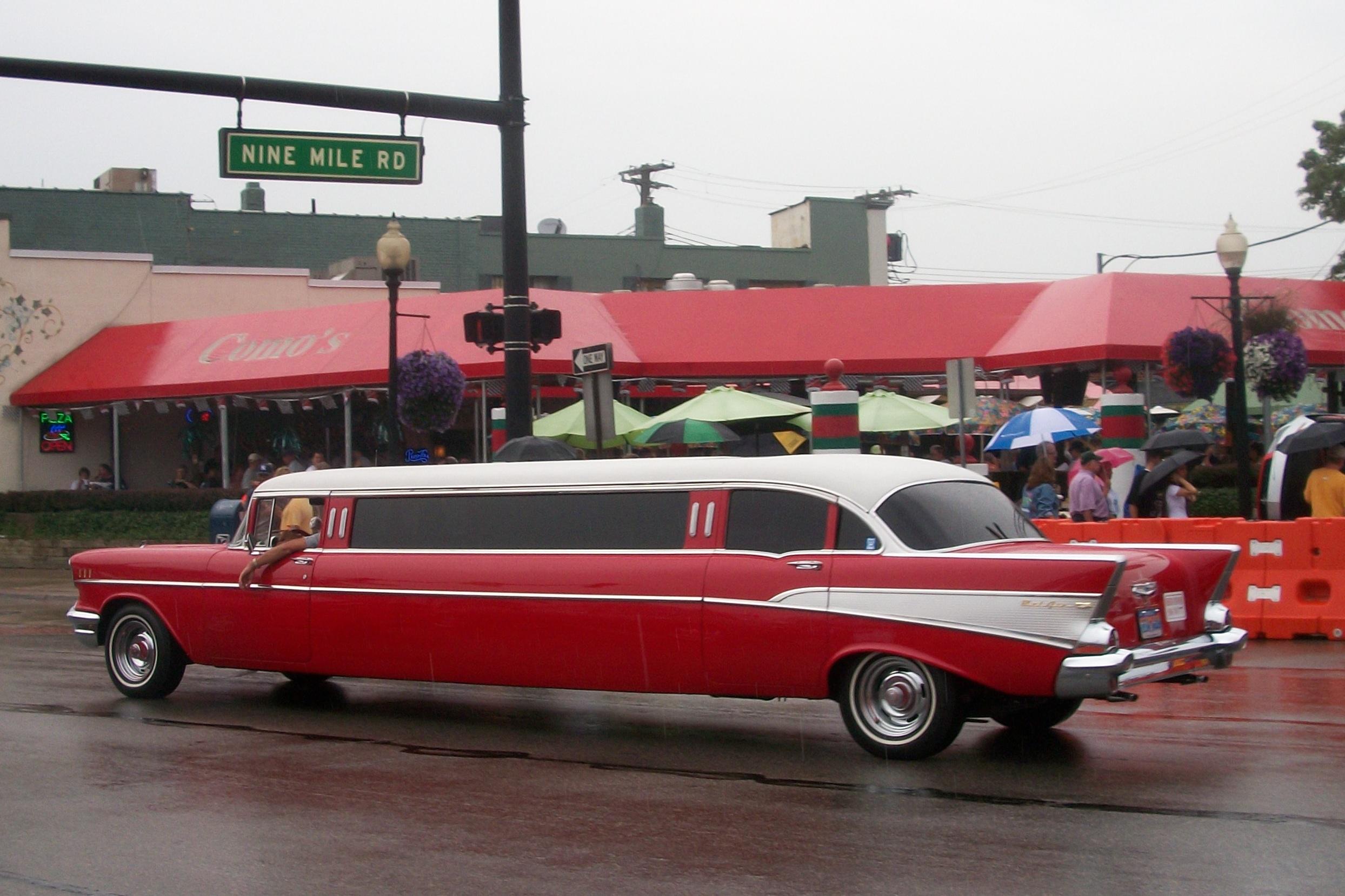 Dream Classic Car Classic Limo Woodward Dream