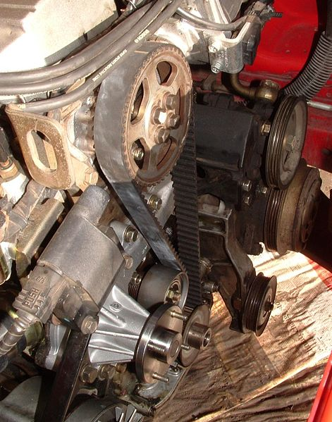 Why put unneeded wear and tear on your timing belt? Ship your car with Nationwide!
