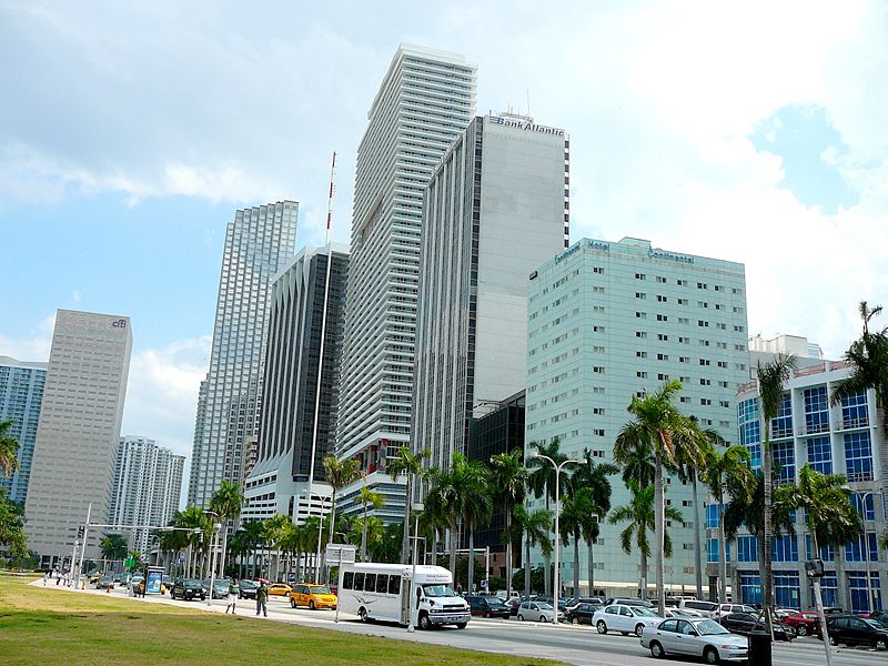 Ship your car to and from Miami with Nationwide!