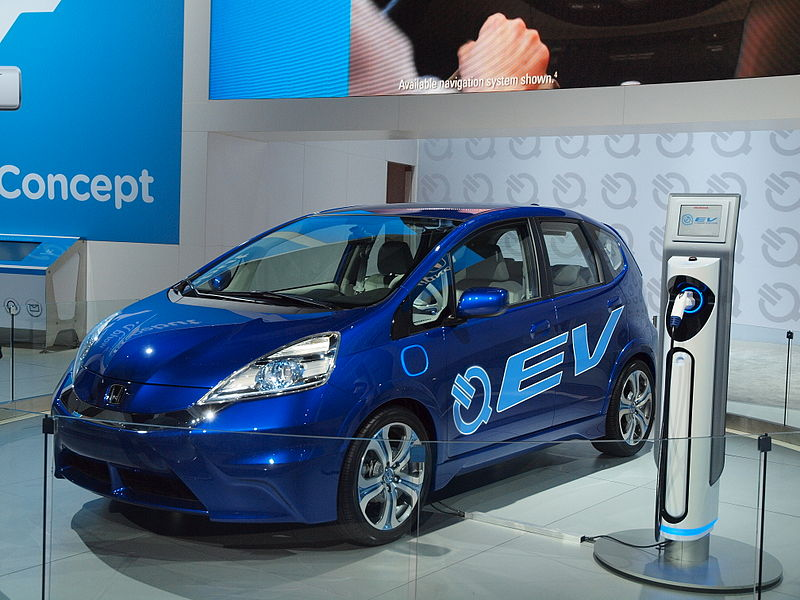 Ship your honda fit ev with nationwide car shipping for Honda fit electric