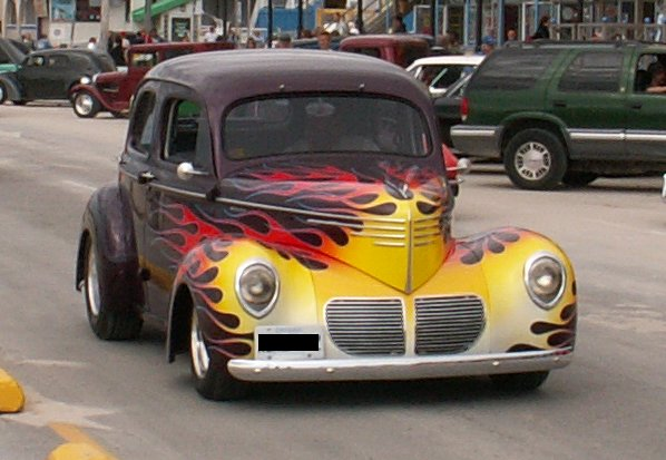 Ship your stylish hot rod the way it deserves--with Nationwide Auto Transport!