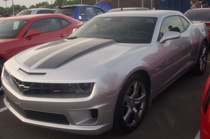 Ship your priceless Chevy Camaro with Nationwide!