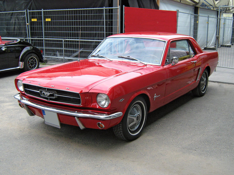 Ship your Ford Mustang with Nationwide Auto Transport!