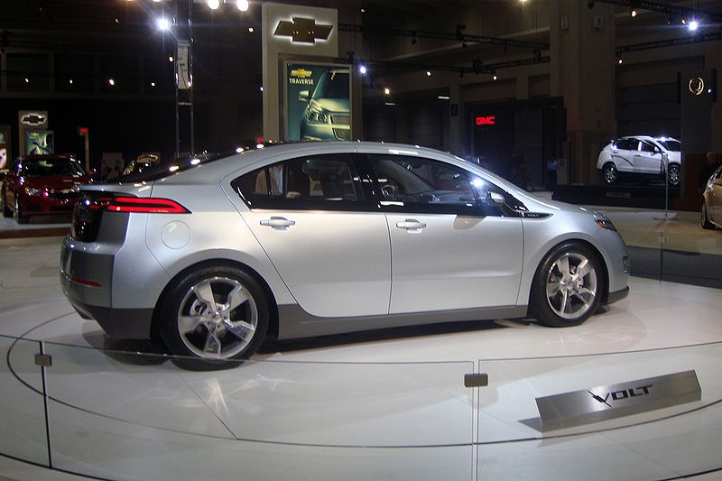 Ship your Chevy Volt with Nationwide Auto Transport!