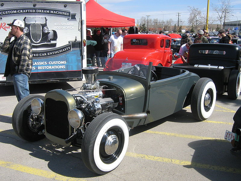 Ship your hot rod to Des Moines, Iowa, with Nationwide Auto Transport!