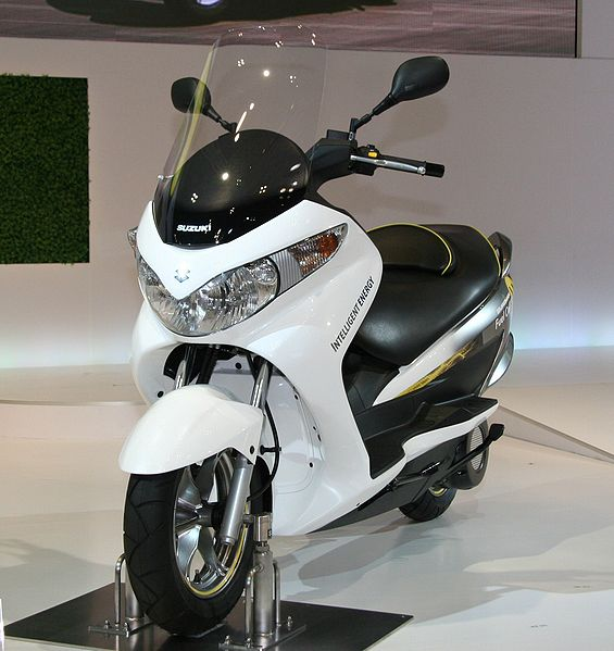 Ship your Suzuki Burgman Fuel-Cell Scooter with Nationwide Auto Transport!
