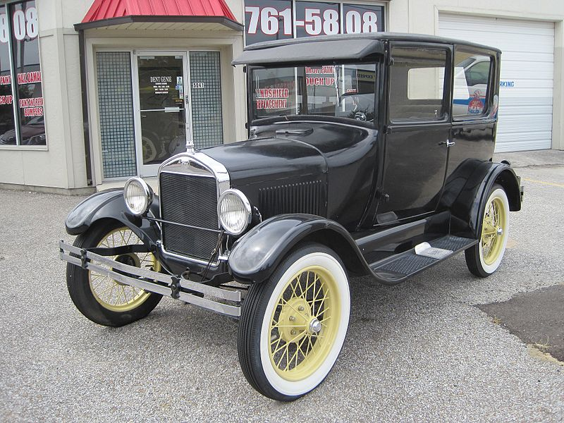 Ship your Model T to Lincoln, Nebraska, with Nationwide Auto Transport!