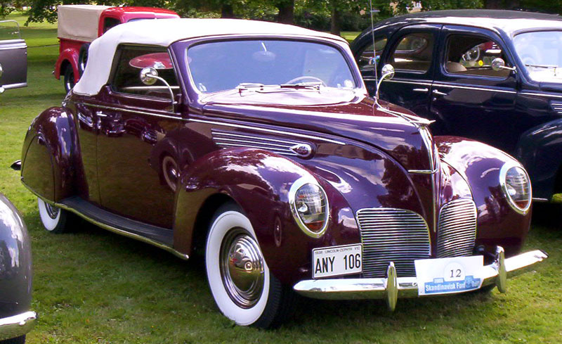 Ship your 1938 Lincoln to Bangor, Maine, with Nationwide Auto Transport!