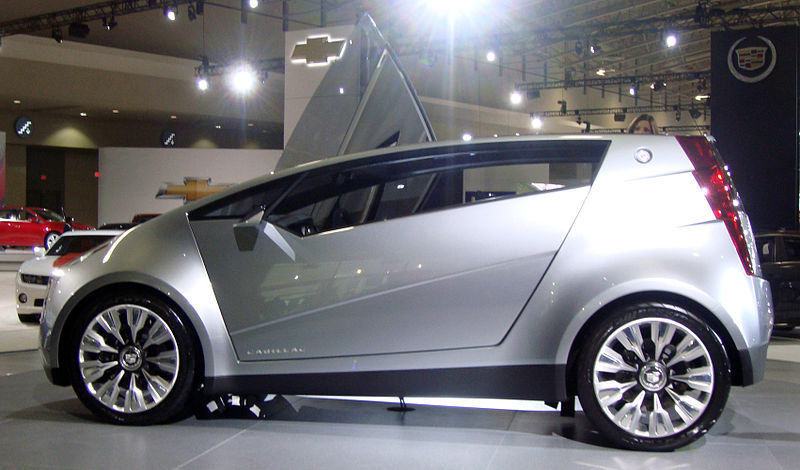 Ship your Cadillac urban luxury concept car to New York, New York, with Nationwide Auto Transport!