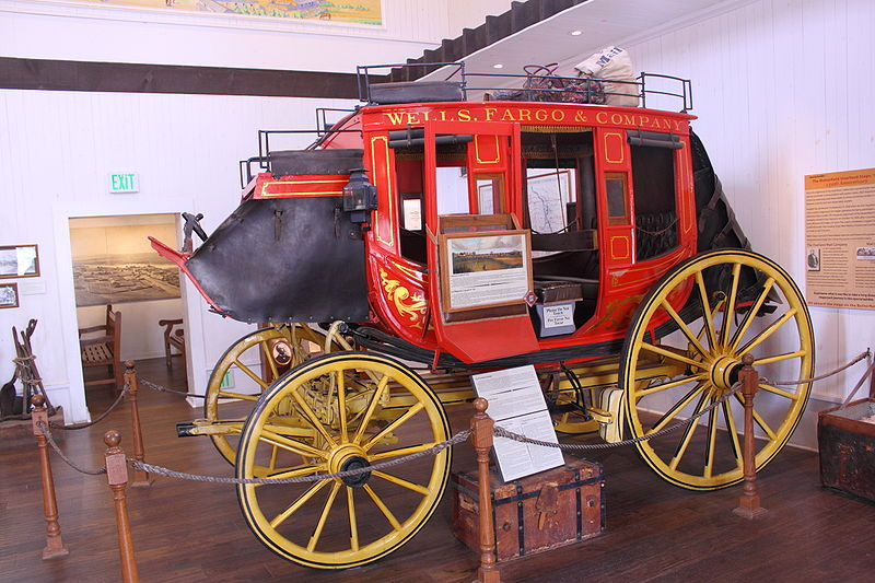 Ship Your Wells Fargo Wagon To Fargo North Dakota With