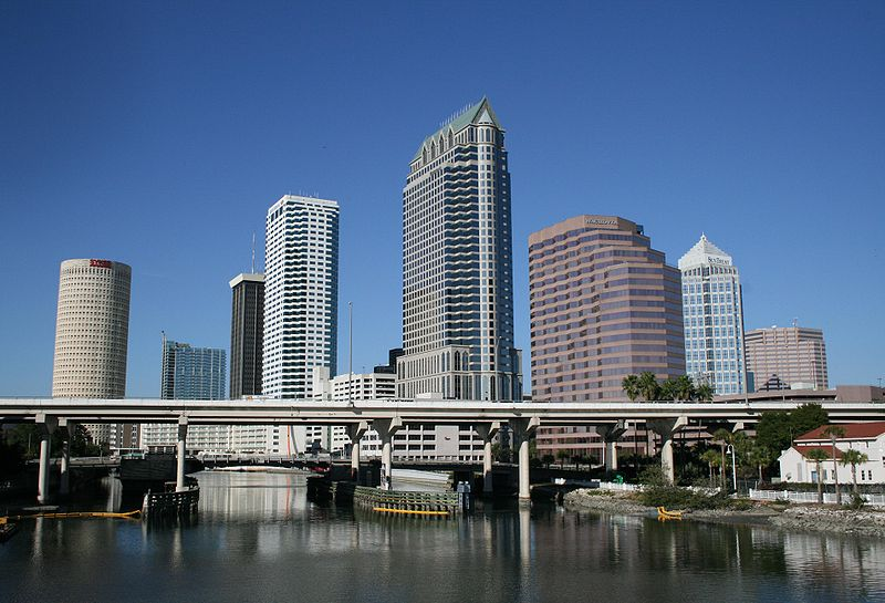 Ship your vehicle to or from Tampa, Florida, with Nationwide Auto Transport!