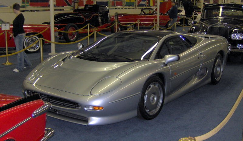 Ship your Jaguar XJ220 to Las Vegas, Nevada, with Nationwide Auto Transport!