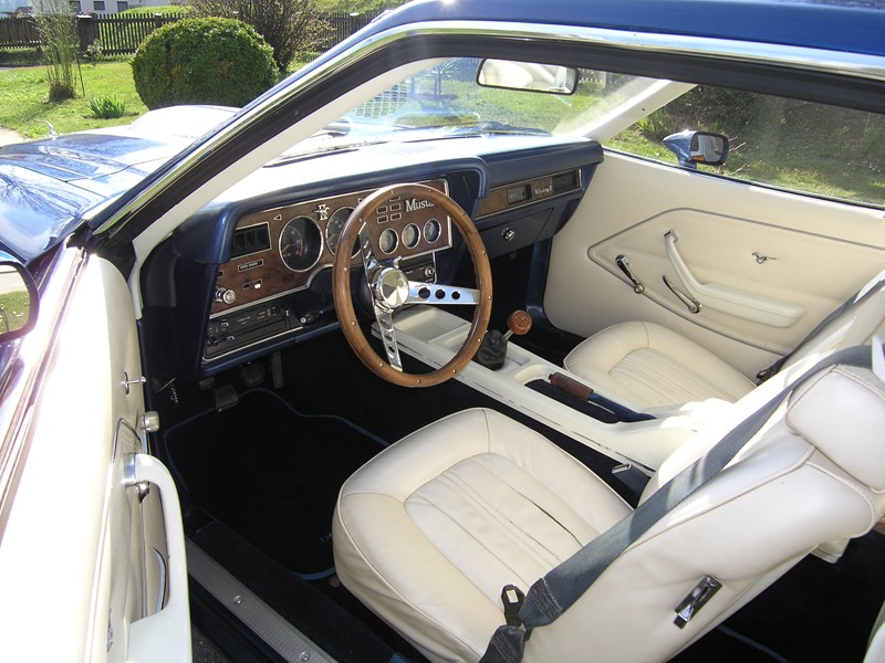 Ship your classic Ford Mustang to and from Indiana with Nationwide Auto Transport!