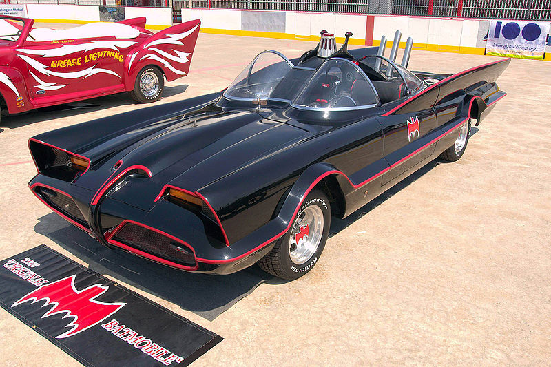 Ship the Batmobile with Nationwide Auto Transport!