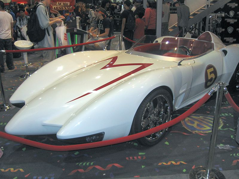 Ship your Mach 5 with Nationwide Auto Transport!