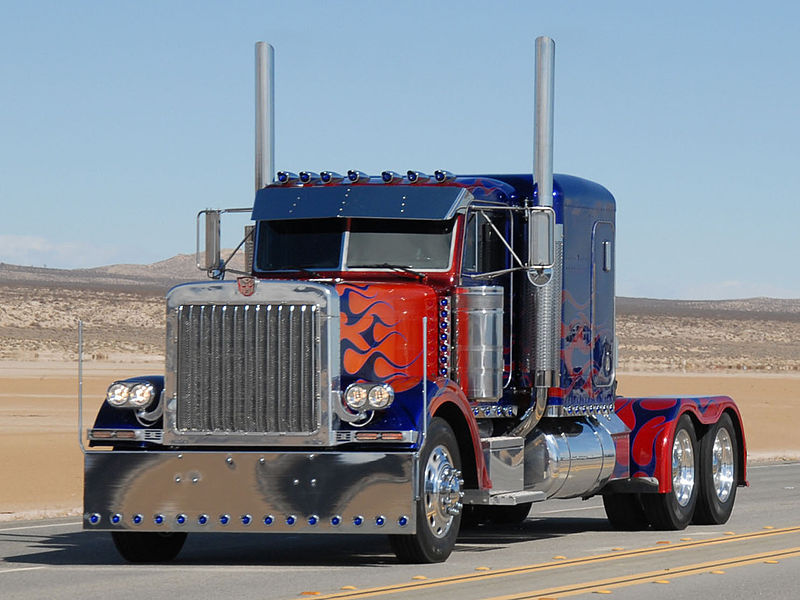 Ship your Peterbilt 379 cab with Nationwide Auto Transport!