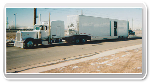 Enclosed Auto Transport Service